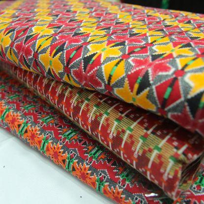 Dhaka Cloth in Nepal
