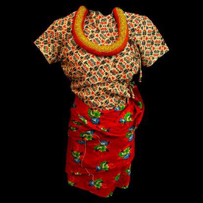 Nepali Dress Set
