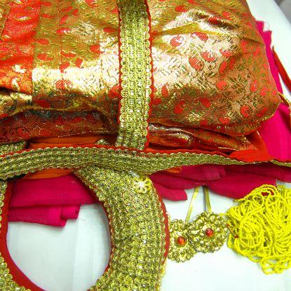 Maruni Dress Set